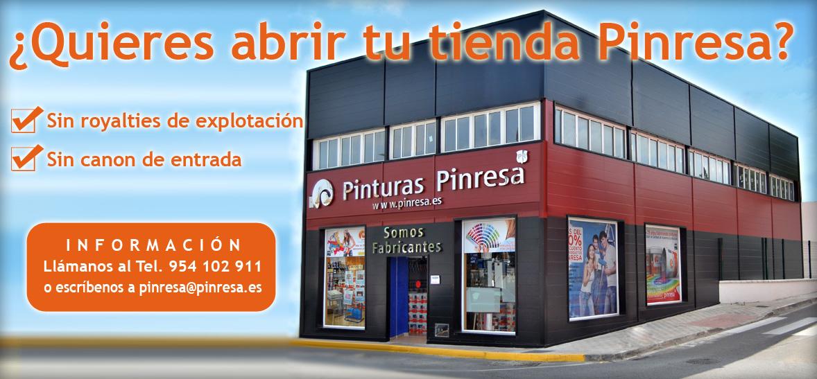 ¿Quieres abrir tu tienda Pinresa?
